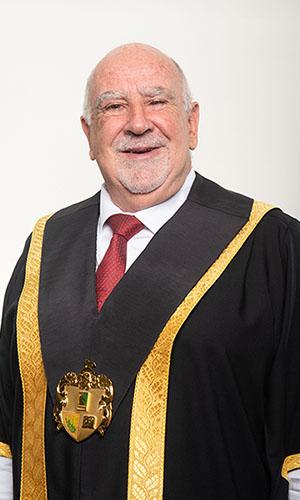 City of Whitehorse Mayor Cr Bill Bennett