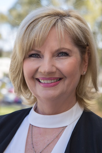 Cr Kim O'Keefe, Mayor of the City of Greater Shepparton
