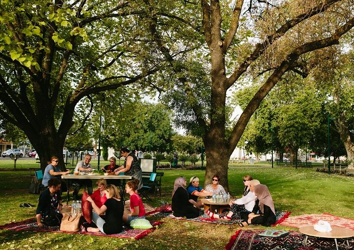 Greater Shepparton's Speed Date a Muslim program has been successful in fostering greater community understanding of Islam.